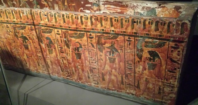 Coffin of Princess Henettawy, Egypt, 1070 - 946 BC
