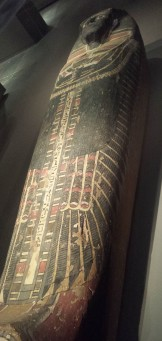 Rishi Coffin, Egypt, 1668 - 1570 BC