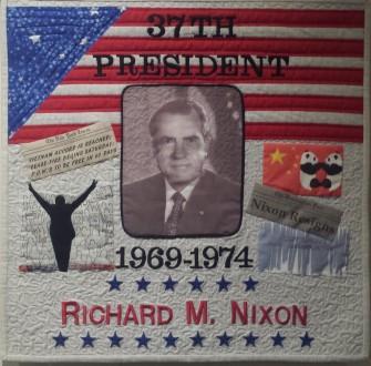 Susan Fiondella, Vero Beach, Florida, Richard Millhouse Nixon