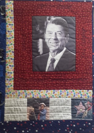 Bunnie Jordan, Virginia, Ronald Regan